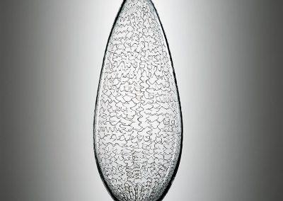 8) Black Glassweaver vessel, 2007
